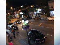 The gunman in Toronto