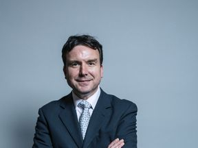 Andrew Griffiths MP. Pic: UK Parliament