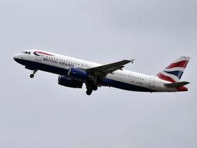 BA Airbus A320