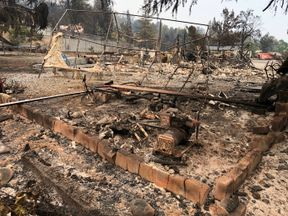 Thousands remain confined to shelters following the devastating wildfires