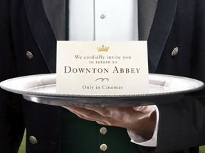 Production will begin later this summer. Pic: Twitter/@DowntonAbbey