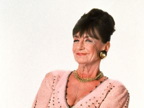 Elmarie Wendel played landlady Mrs Dubcek in the US sitcom 3rd Rock