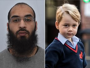 Husnain Rashid called for an attack on Prince George