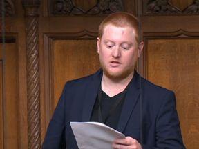 Jared O'Mara MP