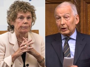 Kate Hoey and Frank Field