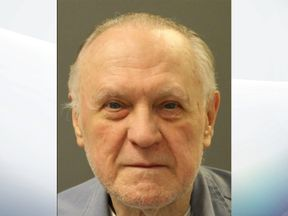 Leonard Richards is serving a life sentence for murdering his half-sister and lawyer. Pic: Minnesota Department of Corrections