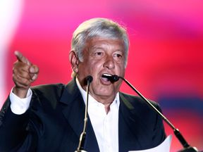 Andres Manuel Lopez Obrador is expected to win the Mexican election