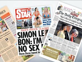 Friday's papers with Sky News