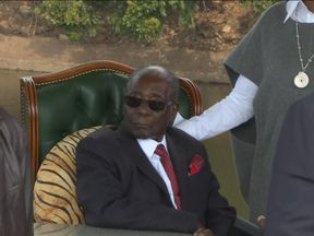 Mugabe, 94, has said he will not back the incumbent president