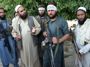 Taliban insurgents havelong demanded direct talks with the US