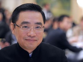 Wang Jian's death is not being treated as suspicious