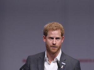 Prince Harry: HIV test is nothing to be ashamed of