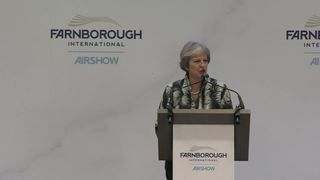 Brexit cloud hanging over Farnborough Airshow