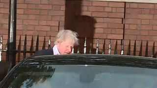 Boris Johnson departs as foreign secretary, to be replaced by Jeremy Hunt