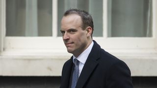 Baptism of fire as Raab presents Brexit blueprint