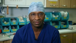 Musa Barkeji, West Middlesex University Hospital