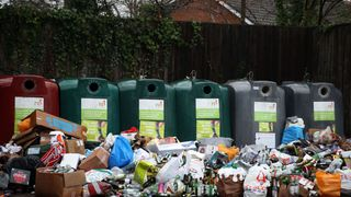 British waste sent abroad for recycling may not be being recycled at all