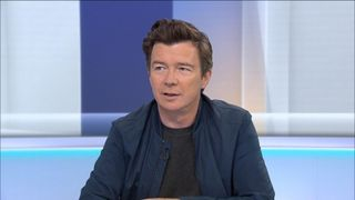 80's singer Rick Astley talks about his new album 'Beautiful Life' explains the practice of 'Rick-rolling' online