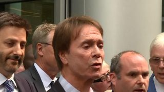 BBC will not appeal Sir Cliff raid ruling