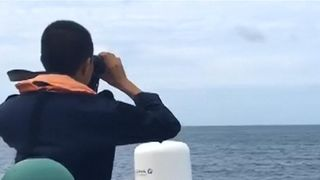 Thai Navy sends rescue ships to waters around Phuket in search of sunken ferry survivors