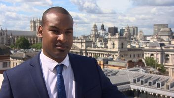 PC Wayne Marques of the British Transport Police