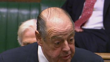 Soames' frustration with electoral system boils over in Commons