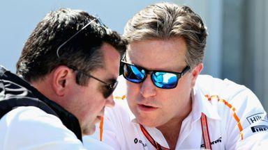 Boullier resigns from McLaren
