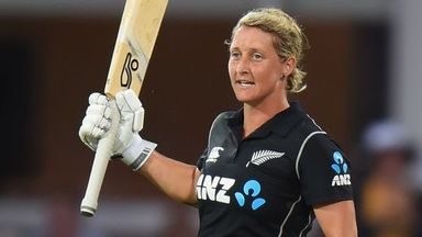 Eng Women v NZ: 3rd ODI highlights