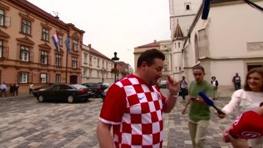 Croatian government in World Cup spirit