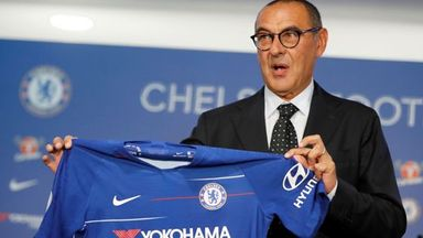Why Sarri said sorry