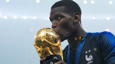 Pogba: It's coming home!