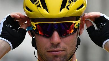 Cavendish targets yellow jersey