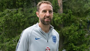 Rodgers praises Southgate effect