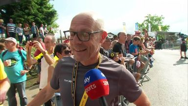 Brailsford: Thomas TdF win unique