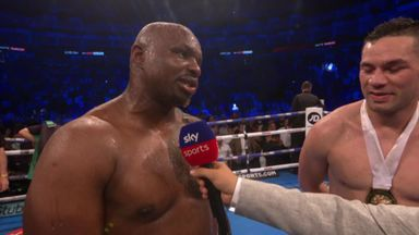 Whyte comes out on top