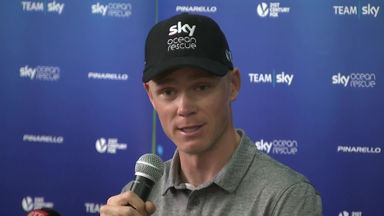 Froome: Weight off my shoulders