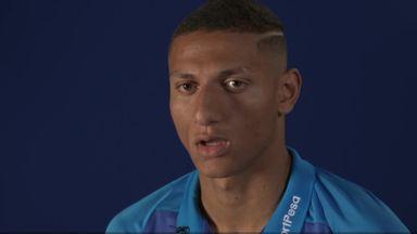 Richarlison: Silva like a father to me