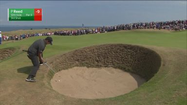 Reed's bunker nightmare!