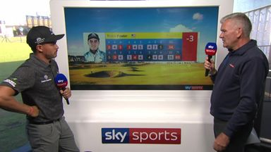 Fowler aided by the weather