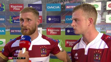 Tomkins & Woods: It's a great moment