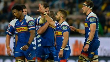 Stormers 27-16 Sharks