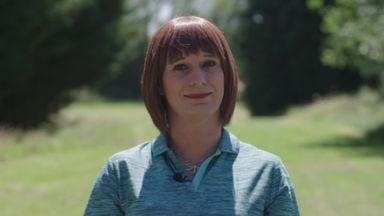 Golf coach shares story of struggle