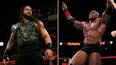 Reigns & Lashley to brawl once more
