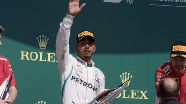 Hamilton: It was a tough day
