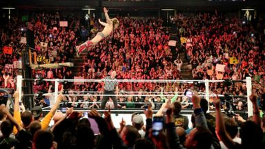 Top 5 Extreme Rules Moments