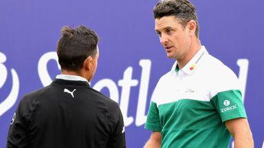 Scottish Open: R1 highlights