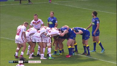 Warrington 22-22 Catalans