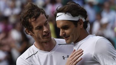 Federer: Murray withdrawal 'wise'