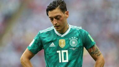 'Ozil has been naive'