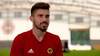 Neves signs five year Wolves deal